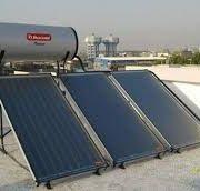 آبگرمگن خورشیدی صفحه تخت ، انرژی خورشیدی