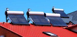 آب گرم کن خورشیدی ، انرژی خورشیدی، ، برق خورشیدی خانگی، پنل خورشیدی مبلمان شهری، مبلمان مدرن، شهر هوشمند، فضاسازی ویلا، محوطه ویلا، فضای سبز
